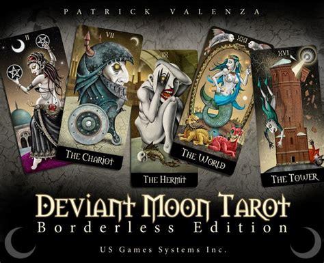 deviant moon tarot borderless 14 best deviant moon tarot images on tarot tarot spreads and cartomancy