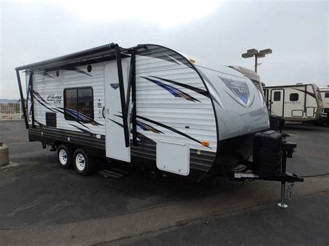 travel trailer with murphy bed 2018 new forest river salem 201bhxl front murphy bed rear bunks power pack travel