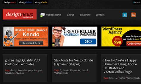 10 hand picked tutorials for beginning web designers 18 social news sites for web designers blueblots com