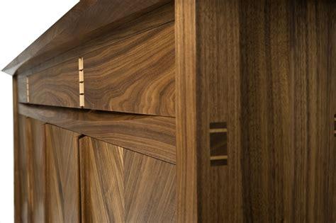 Handmade Contemporary Furniture - walnut sideboard contemporary furniture