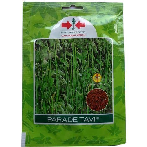 Benih Kacang Panjang Cap Panah Merah jual benih kacang panjang parade tavi 200 biji murah bibitbunga