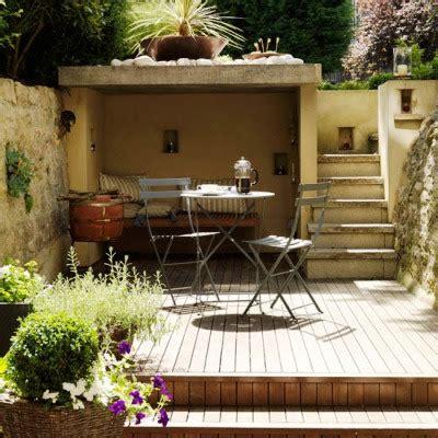 ideas decorar jardines pequeños exteriores patio creativo