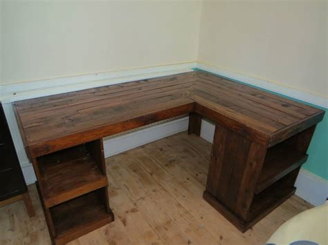 Handmade Wood Desk - jt interiors beautiful and exquisite interior
