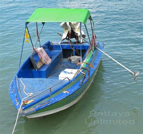 buy a fishing boat in thailand thai things longtail boats pattaya unlimited