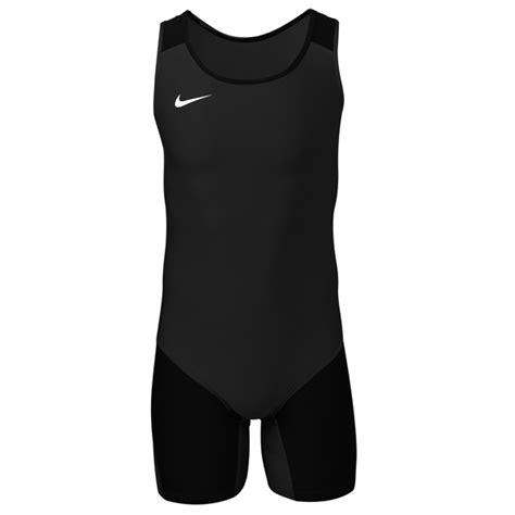 Nike Singlet nike weightlifting singlet black black rogue fitness