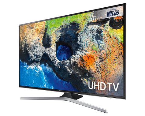 samsung ue55mu6100 55 inch smart 4k ultra hd hdr tv ebay