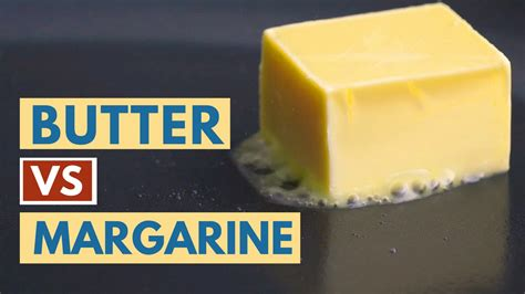 butter or margarine better which is better butter or margarine