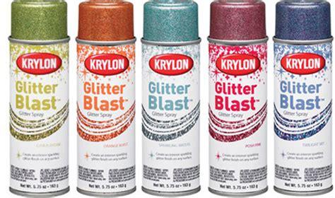 best glitter spray paint from the desk of lea mayfield glitter spray paint