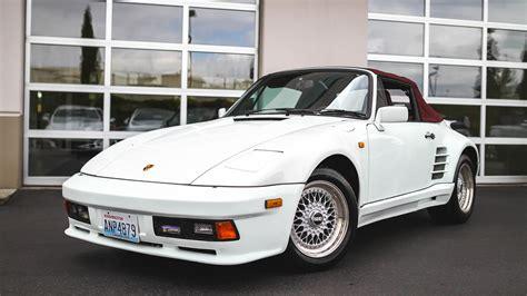 porsche gemballa 1986 1986 porsche 911 gemballa t126 1 monterey 2015