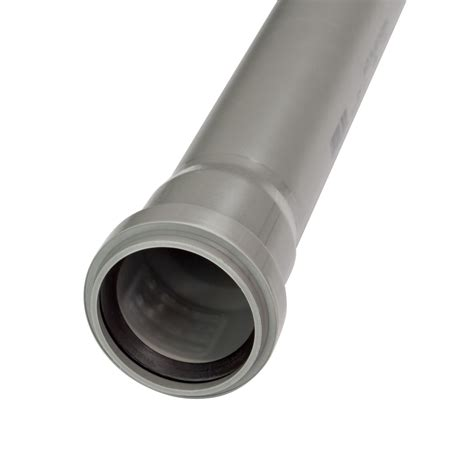 Abwasserrohr Dn 150 by Ht Rohr Dn90 X 150mm Abflussrohr Abwasserrohr Grau