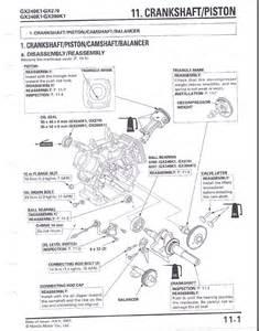 Honda Gx270 Troubleshooting Honda Gx390 Engine Service Manual Honda Gx390 Service
