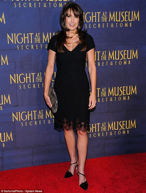 Robin Williams' widow Susan Schneider attends Night At The ... Loving Words For Husband