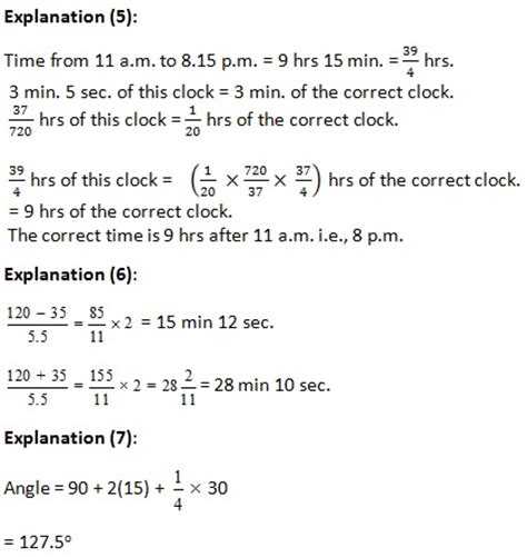 Mba Cat Logical Questions by Mba Logical Reasoning Questions Answers Clocks Set I