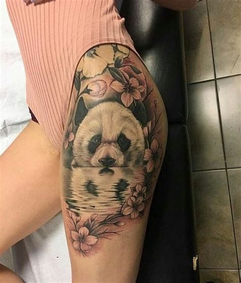 tattoo pictures thigh 25 best ideas about female thigh tattoos on pinterest