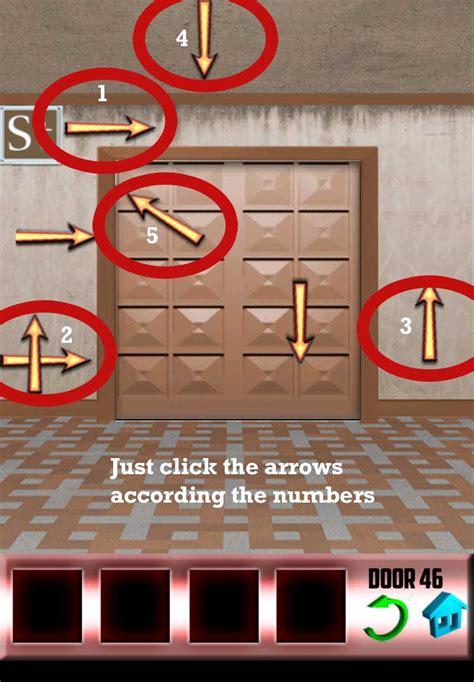 door 45 on 100 doors game 100 doors solution door 43 44 45 46 47 48 49 50