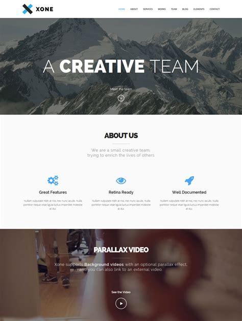 wordpress theme unique layout 23 creative wordpress themes for web design agencies