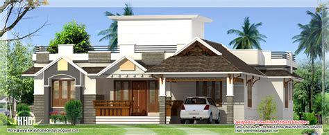 single story house elevation modern contemporary home in 2578 sq keralahousedesigns
