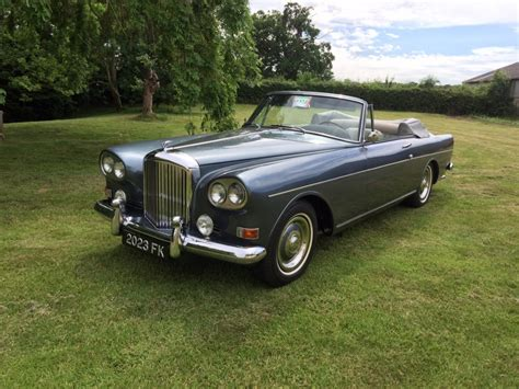 bentley chinese 1961 bentley s2 chinese eye sold tudor and black