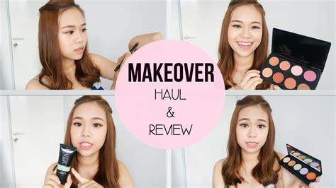 Makeup Makeover Indonesia makeover indonesia makeup haul review molita