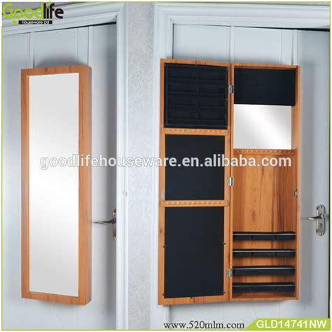 Cermin Potongan kayu warna cermin pintu lemari gantungan kamar tidur set