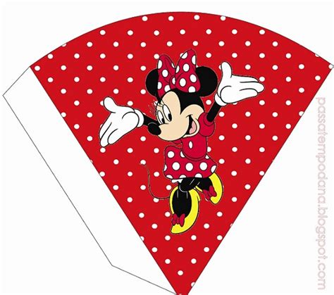 cumplea 241 os de minnie kit para imprimir gratis y decorar