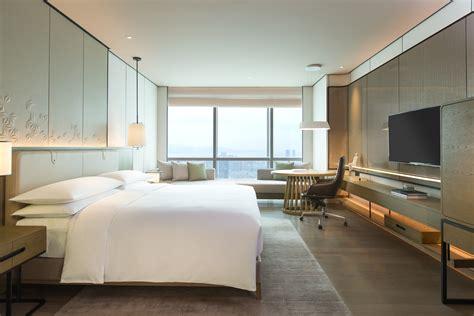 marriott hotel room layout new hotel shenzhen marriott hotel nanshan offers guests