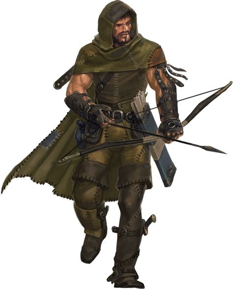 The Ranger a pathfinder caign chapter 1 of orcs and