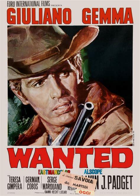 film cowboy giuliano gemma wanted 1967 giuliano gemma pinterest cinema
