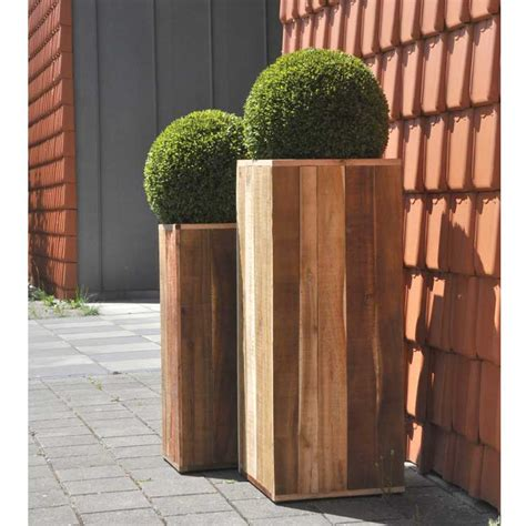 Provence Planters by Provence 15 75 In And 11 75 In Square Patio