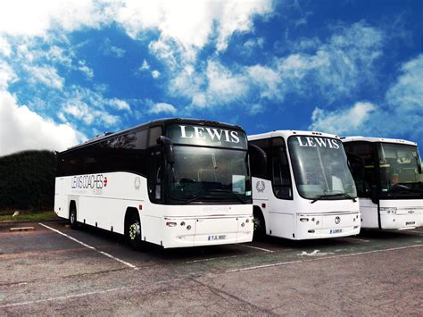 lewis couches lewis coaches 95 years of passenger service
