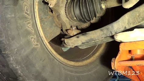 2008 ford edge rear shock removal and installation youtube ford escape front end a little wobbly bad ball joint youtube