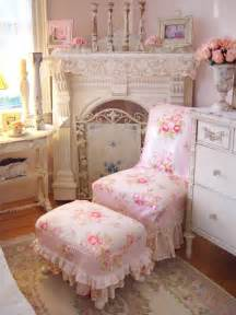 Pink Armchair Design Ideas The Use Of Flowers In The Shabby Chic Look Flowers From Abraxas Floral Creations
