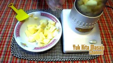 cara membuat lu tidur nanas cara membuat selai nanas resep untuk nastar youtube