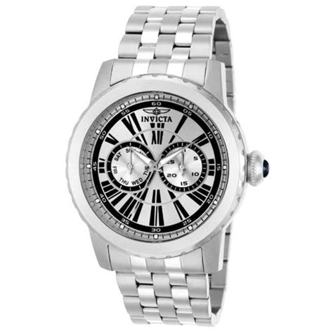 invicta 14586 mens specialty collection stainless steel