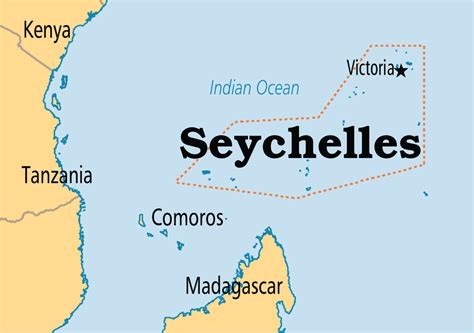 where is seychelles on world map seychelles operation world