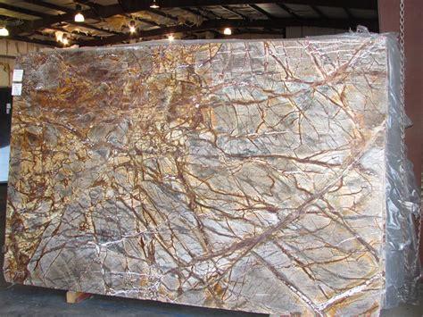 Rainforest Brown Granite Countertop by Rainforest Brown Omicron Granite Tile