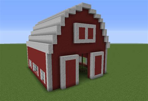 scheune in minecraft barn 2 grabcraft your number one source for