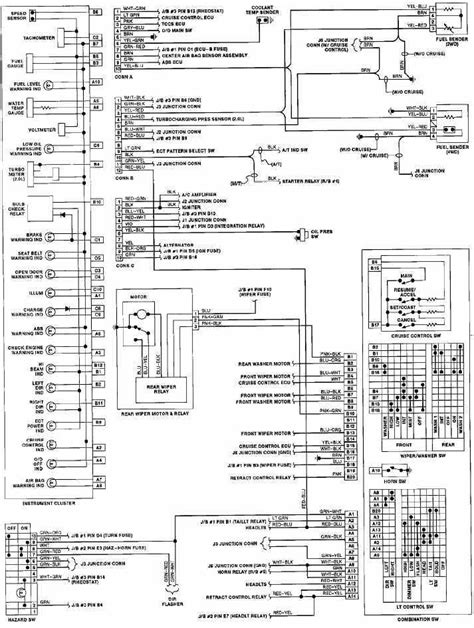 toyota wiring harness wiring diagrams