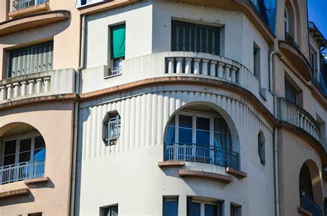 art deco street l les immeubles art d 233 co du cours jean jaur 232 s 224 grenoble