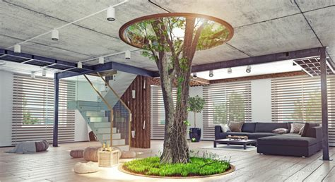 tree inside house new spin on treehouse designs a tree inside your house