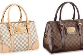 Louis Vuitton Damier Berkeley Available Now On Eluxurycom by Louis Vuitton Damier Canvas Speedy Purseblog