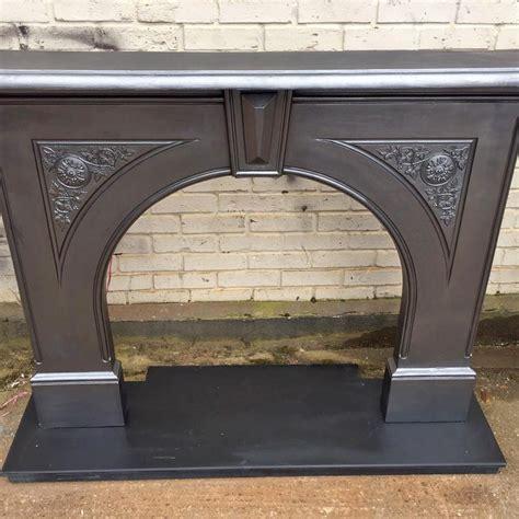 precast mantelsfireplace surroundsiron fireplace doors restored cast iron fireplace surround victorian