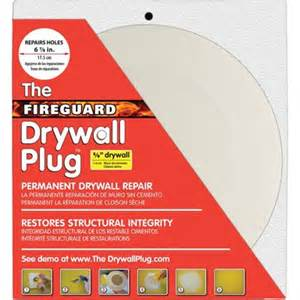 Lowes Drywall Tape Construction Metals Inc Fireguard Drywall Repair Kit
