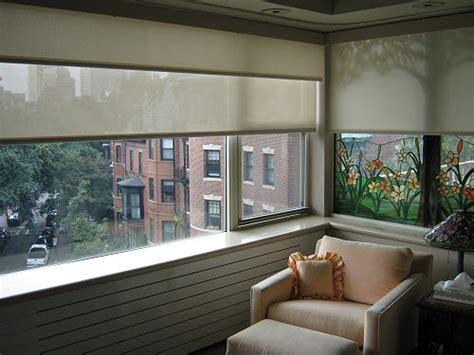 roller blinds for large windows diy motorized roller shade dual blinds