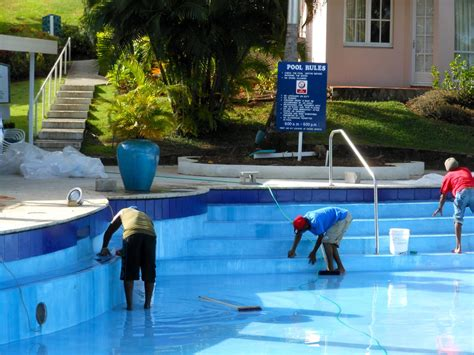 pool maintenance timely cleaning simplifies pool maintenance