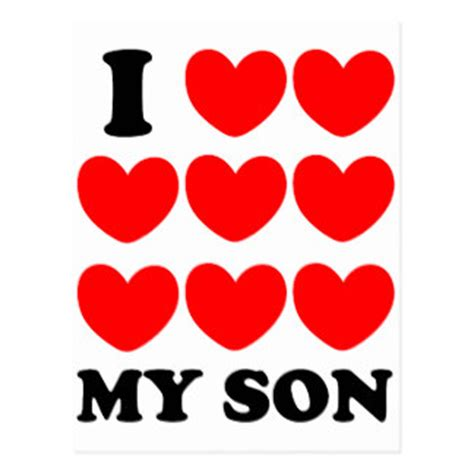 images of i love my son love my son cards zazzle