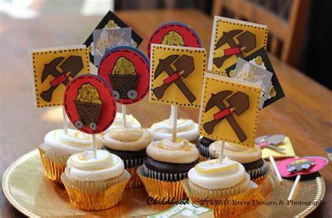 gold rush themes california gold rush birthday party ideas