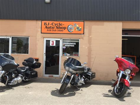 Auto Shop Kitchener by Bj Cycle Auto Shop Opening Hours 249 Courtland Ave E