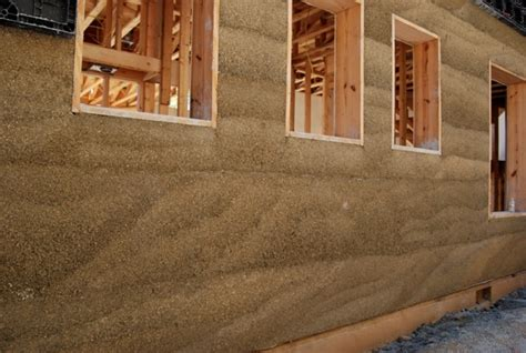 Housse Canapé Interiors by Hempcrete Made From Hemp Used To Build Houses Huffpost