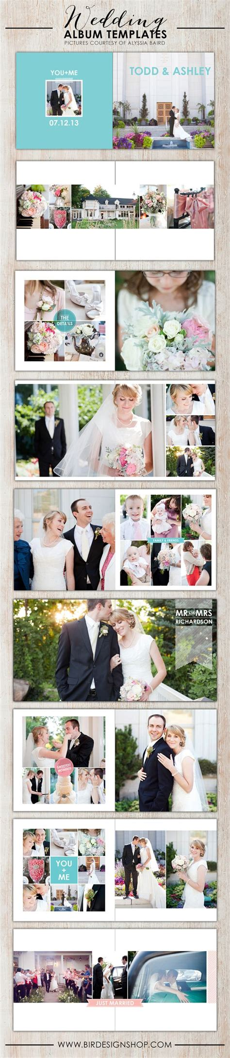 photoshop wedding album templates wedding style and wedding album layout on